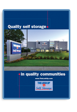 Lock Up Self Storage Brochure 1