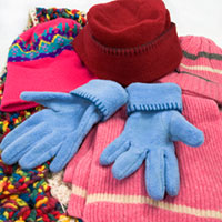 Learn how to organize winter clothes from The Lock Up.