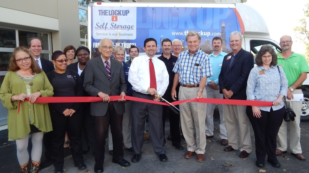 The Lock Up Self Storage Wheaton, IL Grand Opening