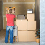 how to prepare your things for long term self storage
