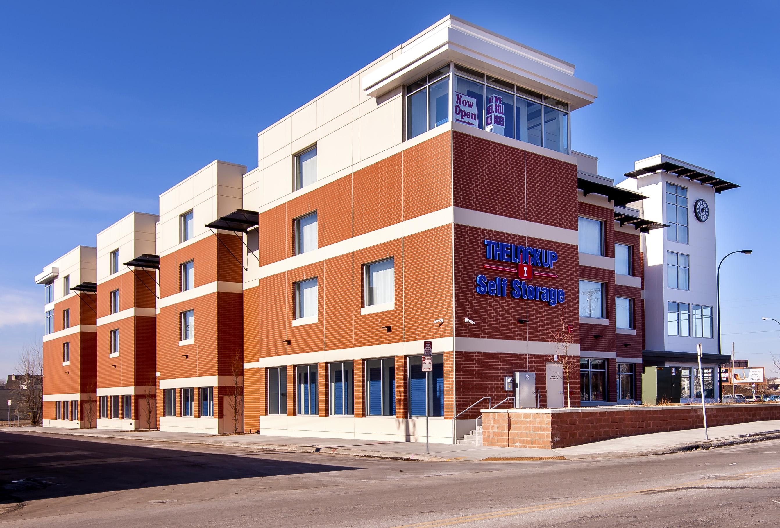 Downtown Minneapolis Storage Unit