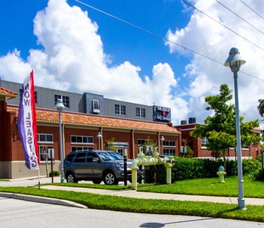 The Lock Up Downtown Sarasota
