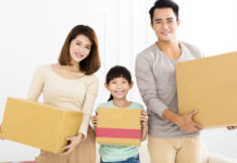 Organizing Your New Home