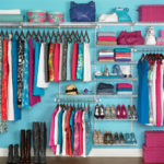 Keeping clutter out of your closet