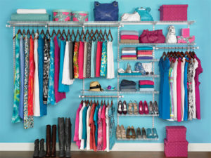 How to keep clutter out of your closet