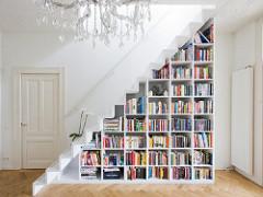 under the stairs storage ideas