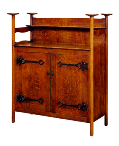 how to store antique sideboard