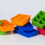ice cube trays drawer organizers
