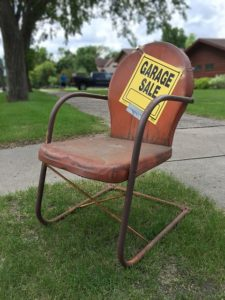 Have A Garage Sale for All Your Clutter