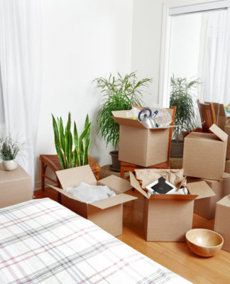 self-storage packing tips and tricks