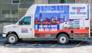 Top 5 Reasons to Choose The Lock Up's Wrigley Location for Your Storage Needs