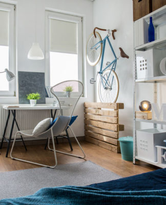 7 of the Best Loft Living Hacks for a Small Studio Space