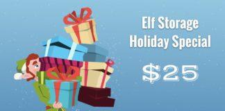 Elf Storage Holiday Special