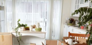 Easier Move-in and Decluttering