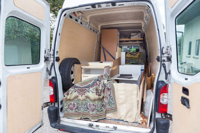 Short Term Storage for Moving