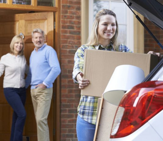 How to Finally Move Out of Your Parent's House
