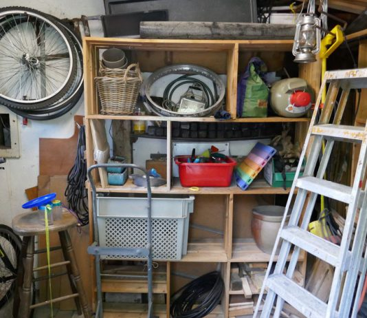 How to Take Basement Organization to the Next Level